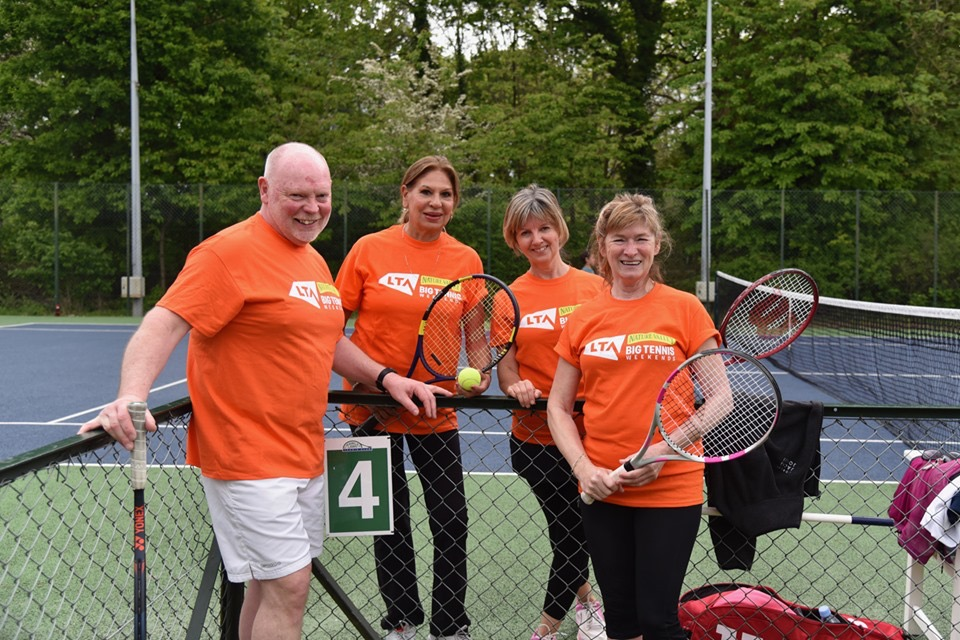 Joining tennis clubs in Sussex