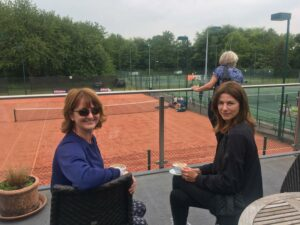 Club tennis in sussex