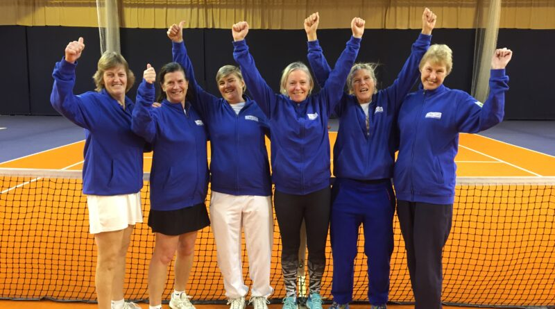 Women's County Tennis in Sussex